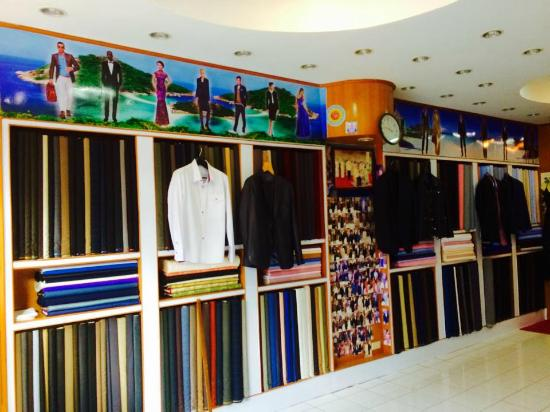 Raj Boutique Tailor Lamai Beach