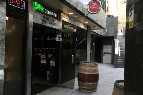 Australian Wine Centre