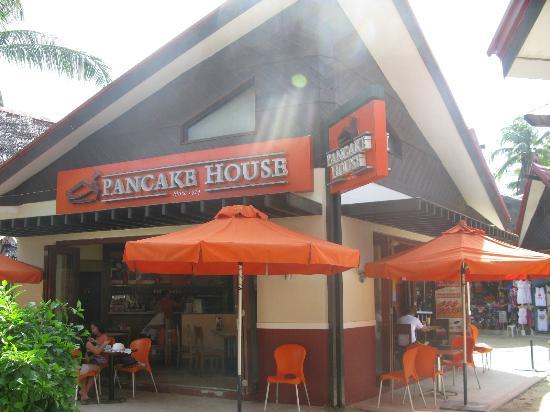 Pancake House: 外観