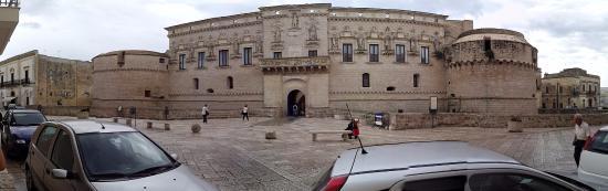 Castello di corigliano d\'otranto - Picture of Le Terrazze del Duca ...