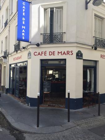Le Cafe de Mars