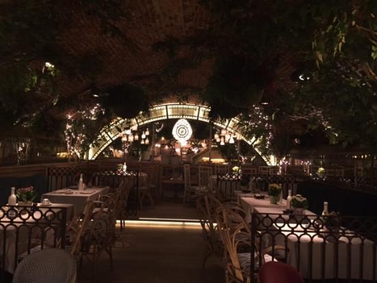 Restaurante del Petit Palace Art Gallery