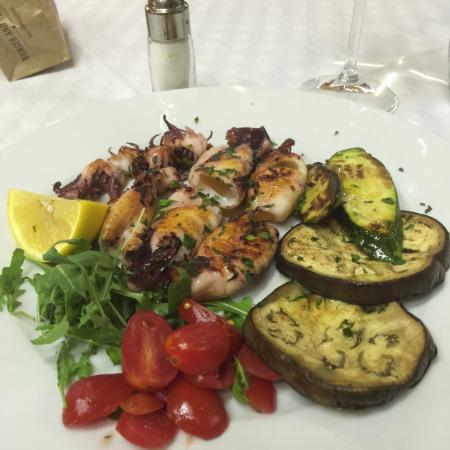 Pizzeria Cucina di mare Marinato - Foto di Pizzeria Cucina di mare ...