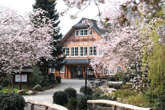 Rosengarten, Niemcy: Eingang Wildpark-Restaurant