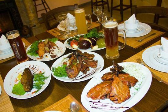Staroslovanska Kuchyne