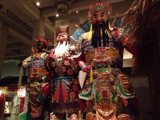 Hong Kong Museum of History: 館内展示品