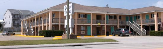 Sandpiper Motel: June 25th 2015