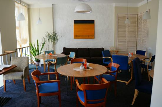 Guesthouse Jakob Lenz: Breakfast room (room for 30 to 40 persons)