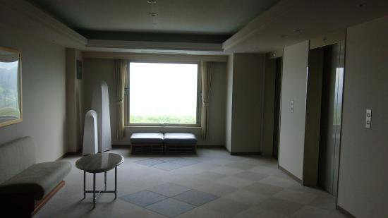 Laforet Zao Resort and Spa: エレベーターホール