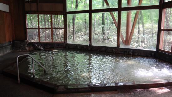 Laforet Zao Resort and Spa: 湯浴み処 不忘の湯