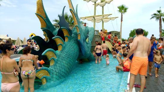 Foto de hotel riu chiclana novo sancti petri piscina for Piscinas chiclana