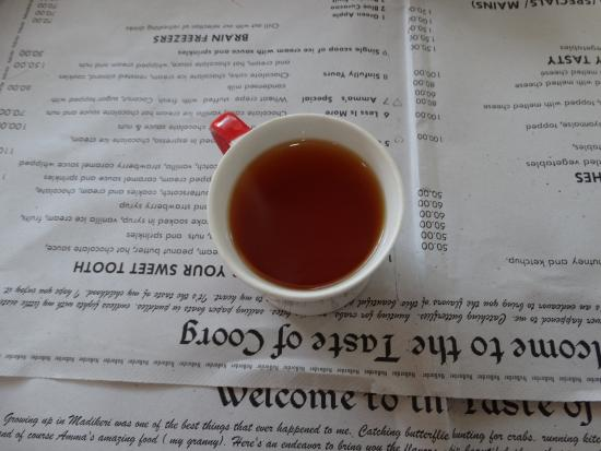 Taste Of Coorg: Lemon tea