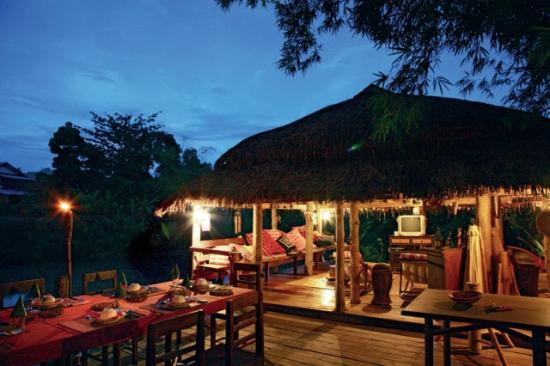 Maison de Sukhothai : Relax area