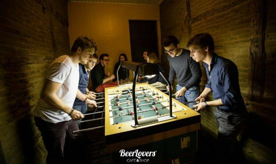 Photo of BeerLovers' Cafe & Shop in Liege, , BE