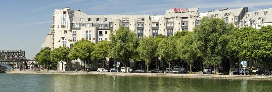 Ibis Paris La Villette Cité des Sciences 19eme: Exterior