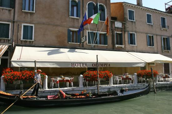 HOTEL OLIMPIA Venice: Olimpia is an old 16Th century Venetian building