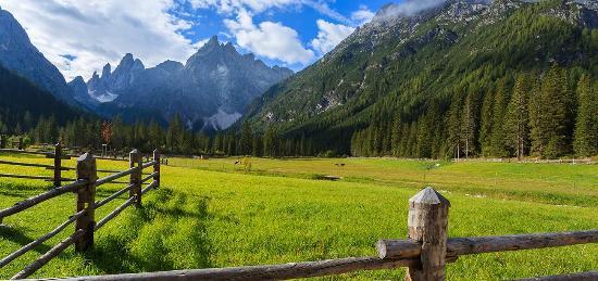 Maranza, إيطاليا: Val Pusteria