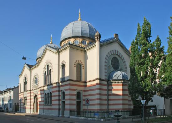 Synagogue de Bâle