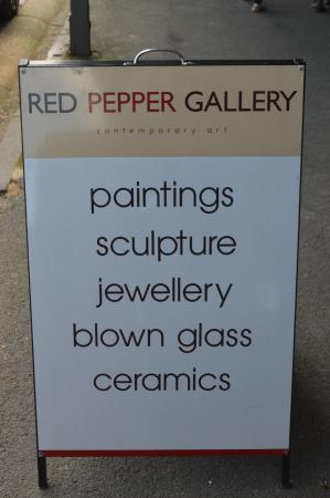 ‪Red Pepper Gallery‬