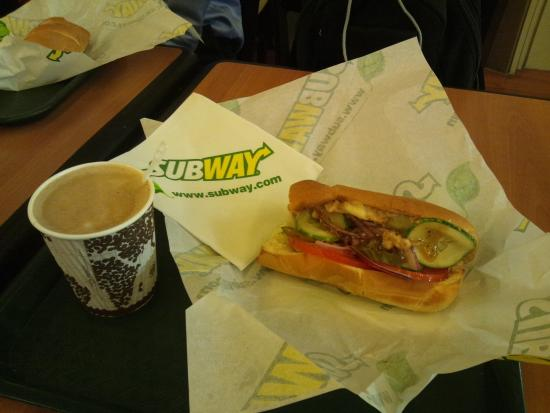 Subway, Changi Airport Terminal 2