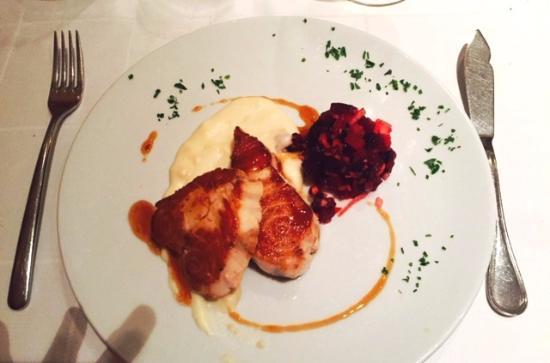 Pez mantequilla fotograf a de cuenllas madrid tripadvisor - Restaurante cuenllas madrid ...