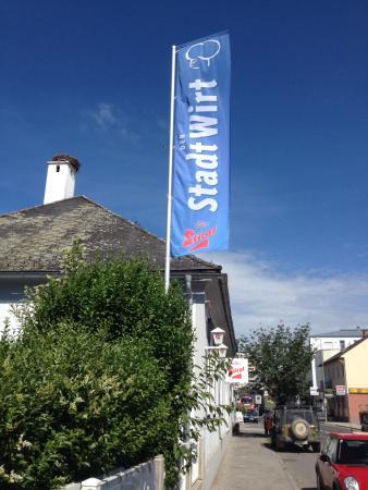Oberwart, Österreich: Unser Wirtshaus !