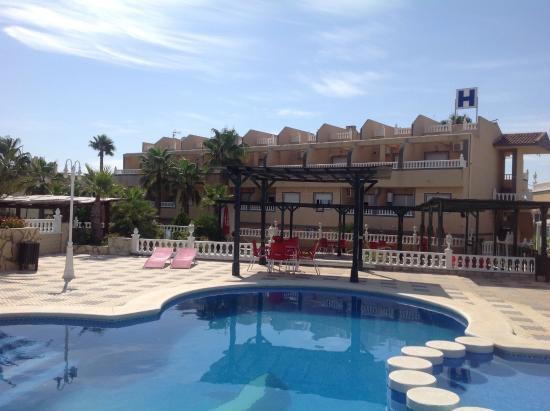 El alojamiento photo de hotel costa blanca resort for Hotels xativa espagne