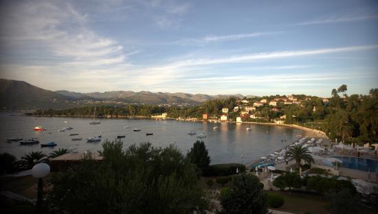 Kolocep Island, كرواتيا: room with a view
