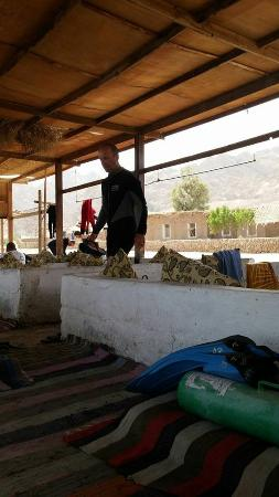 Sinai Divers Dahab: on my way to dive