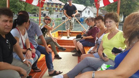Slovenia Tours & Excursions Tour As: Guided tour on lake Bled