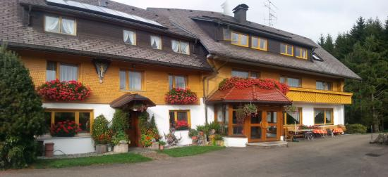 Pension-Landhaus Rombach : One of two houses