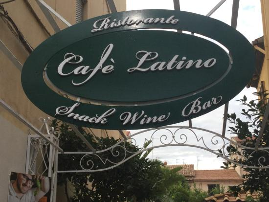 Cafe Latino Sorrento: Cafe Latino, Sorrento