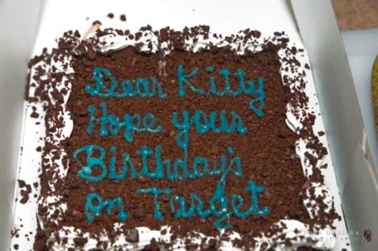 Miraculous Ice Cream Cake Picture Of Carvel Wantagh Tripadvisor Funny Birthday Cards Online Elaedamsfinfo