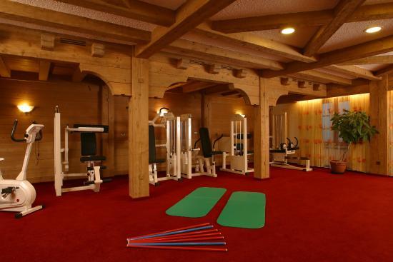 Kurhotel Eichinger: Fitnessraum