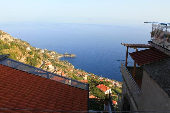 Villa Donna Fausta: View from the balcony