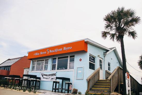 ‪The Blue Heron Beachfront Bistro‬
