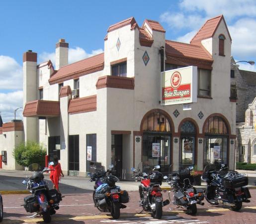 Bill Thomas' Halo Burger Incorporated: Downtown Halo Burger (Saginaw Street)