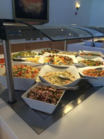 Palmariva  Beach Bomo Club: restaurant Palmariva