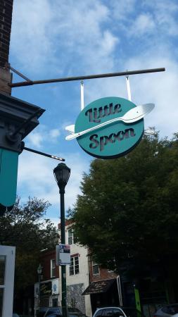 Little spoon cafe philadelphia restaurantbeoordelingen for Little spoon cafe