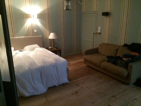 Ridderspoor Holiday Flats: Main room/entrance...