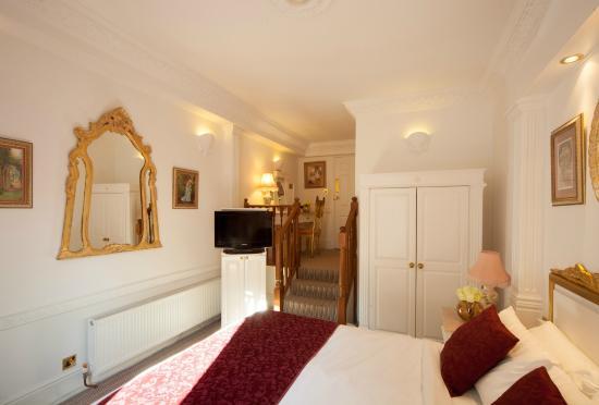 Rye Lodge Hotel: Courtyard room