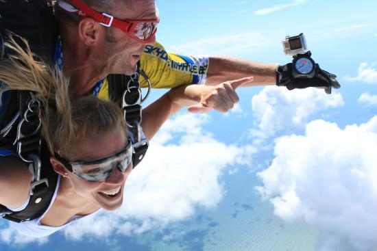 Skydive Myrtle Beach Soaring