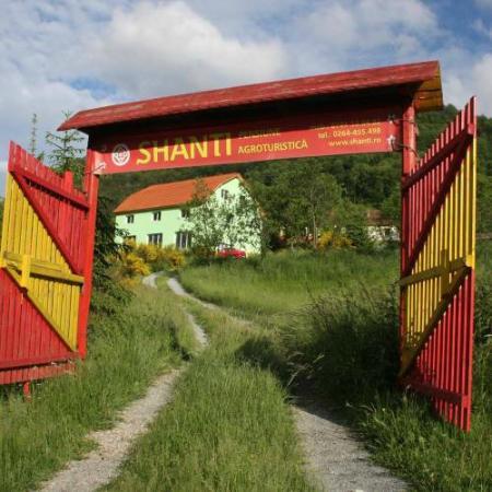 Pensiunea Shanti