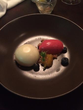 Restaurant Fyra: Cheesecake