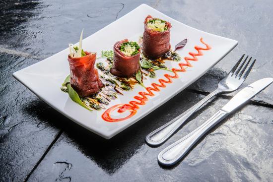 Orange Restaurant: Starter