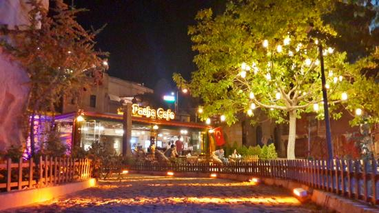 Pasha Cafe