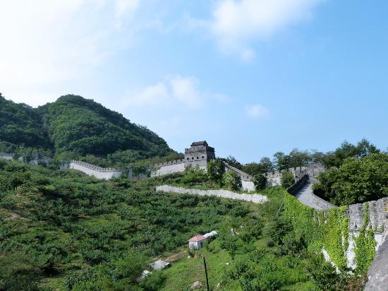 Kuandian County, China: Great Wall