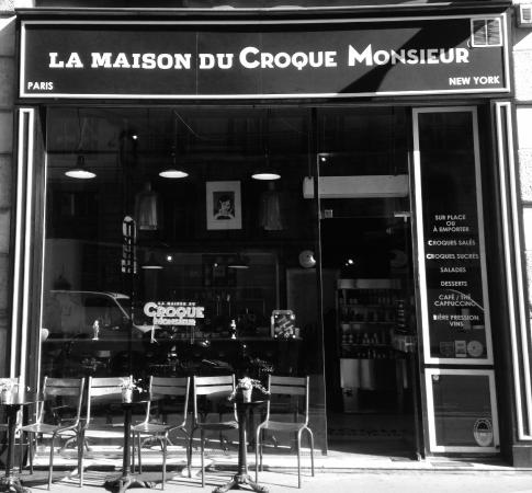 Au 108 rue r aumur picture of la maison du croque for La maison du placard paris