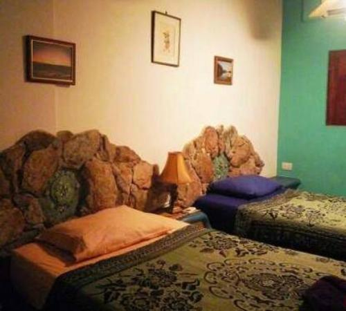 Posada Los Mangos: Linda habitacion para dos!!