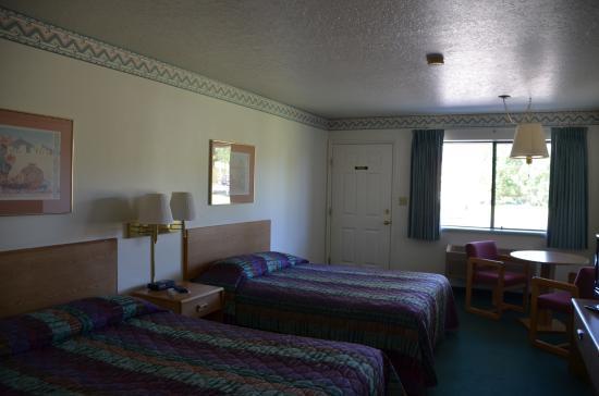 Motel Torrey: Boulder View Inn, Torrey - Room 1